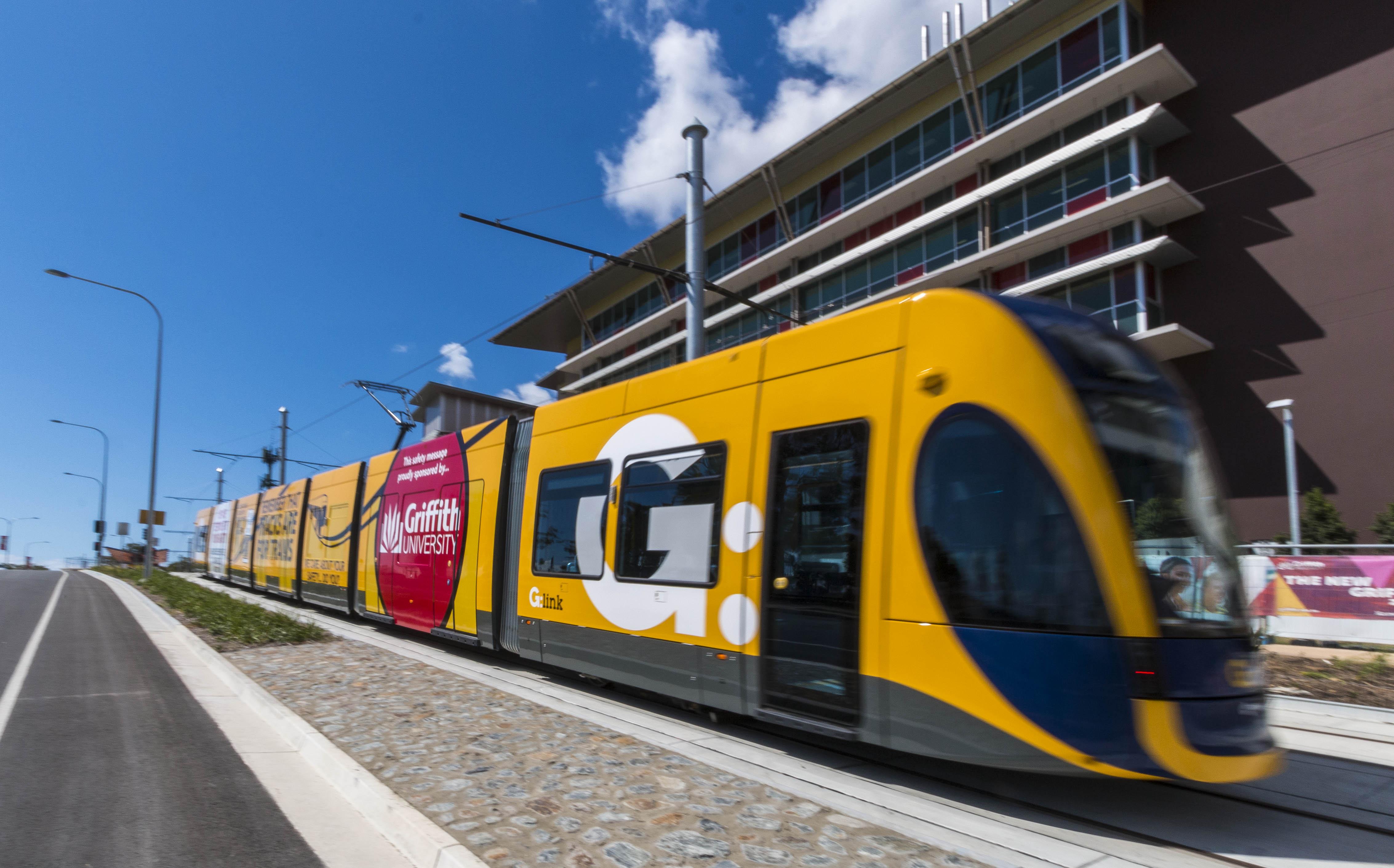 G:link tram